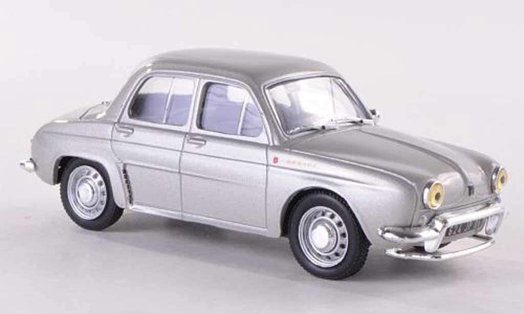 Renault Dauphine Miniature Ondine Grisegrise 1961 Mcw 1 43