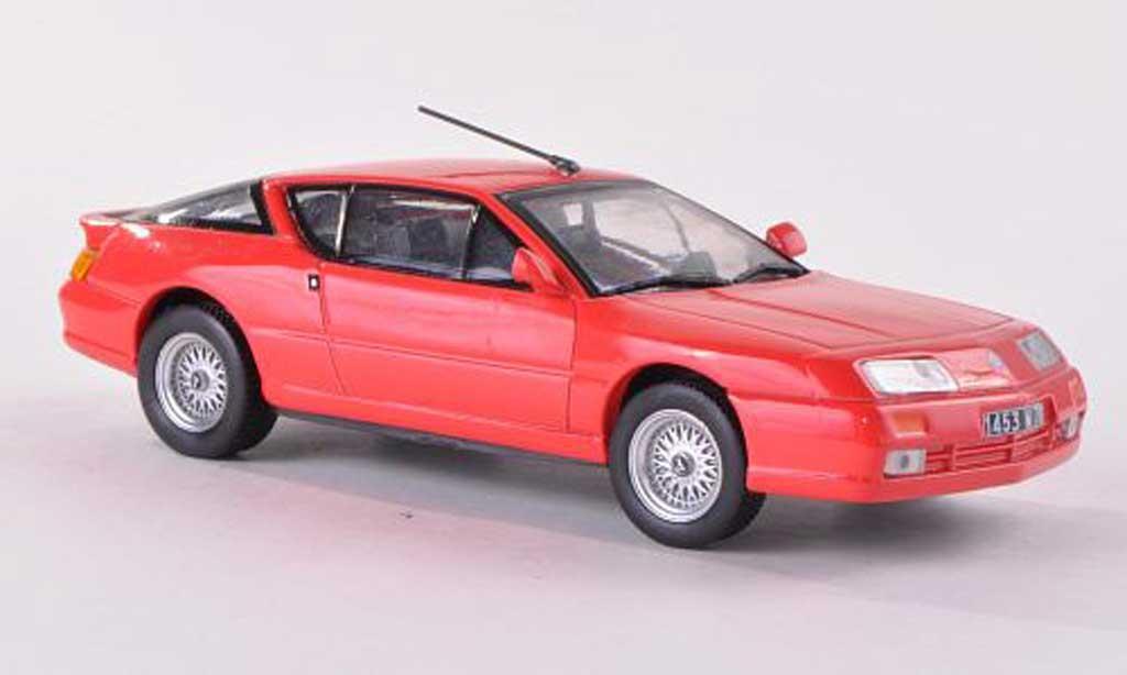 renault alpine v6 gt turbo le mans rouge 1990 mcw renault alpine v6 918922. Black Bedroom Furniture Sets. Home Design Ideas