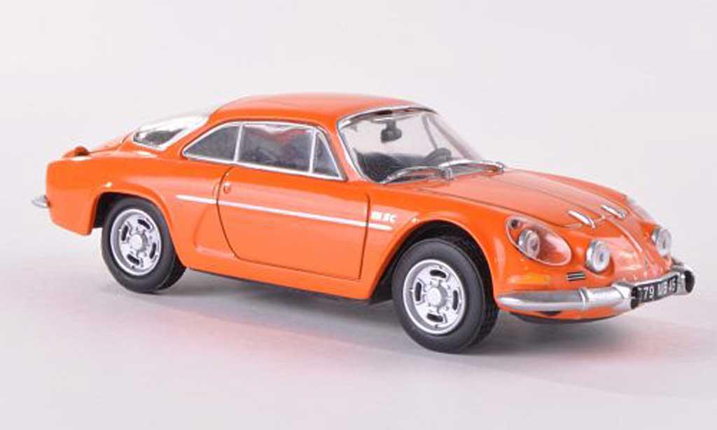 renault alpine a110 berlinette 1600 sc orange 1974 mcw diecast model car 1 43 buy sell diecast. Black Bedroom Furniture Sets. Home Design Ideas