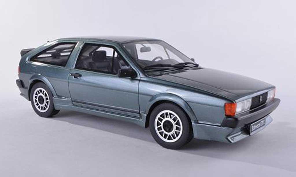 Volkswagen Scirocco GTX 1/18 Ottomobile Kamei vert-gris   1984