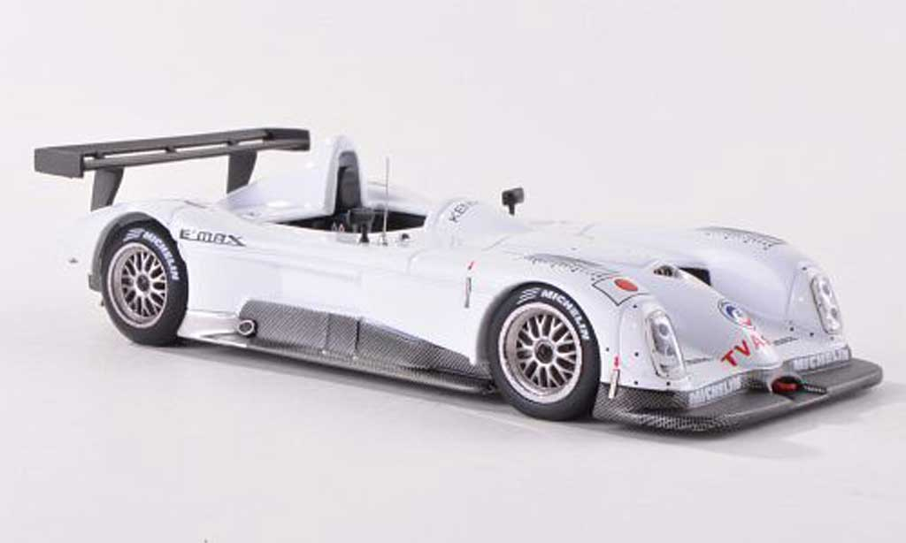 Panoz LMP-1 1/43 IXO Roadster S TV Asahi Team Testfahrzeug 24h Le Mans 2000 miniature