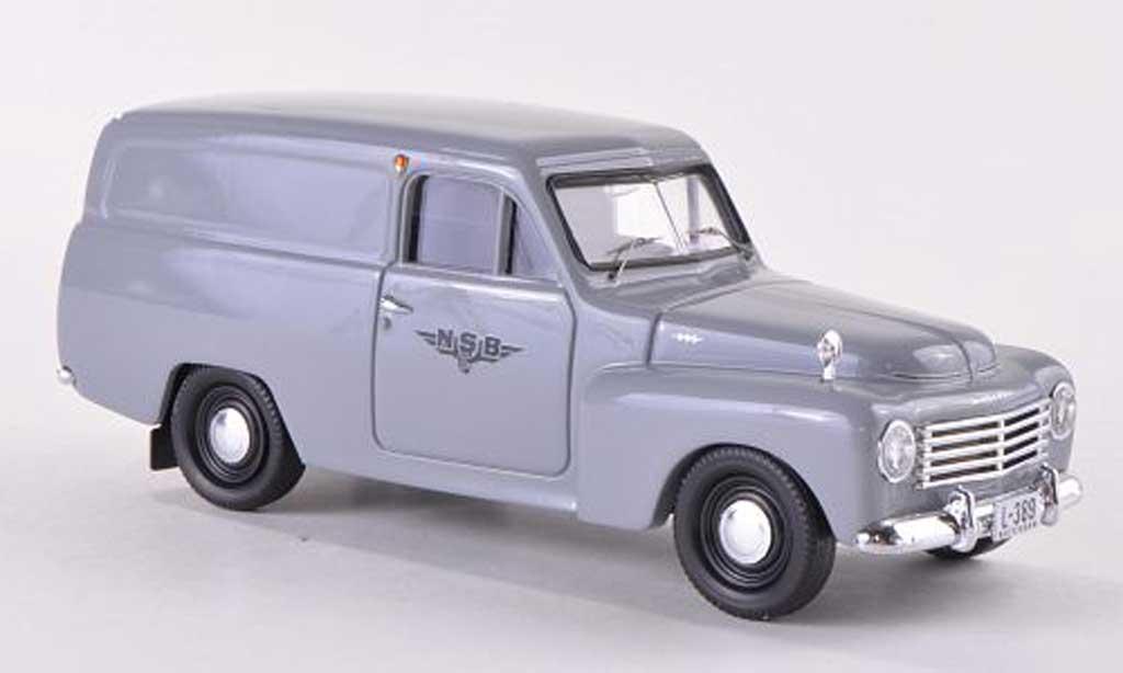 Volvo 445 1/43 Skandinavisk Duett NSB 1956