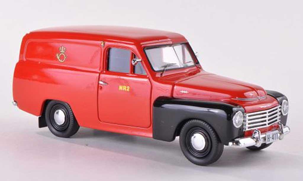 Volvo 445 1/43 Skandinavisk Duett Posten Norge NR2 1956 miniature