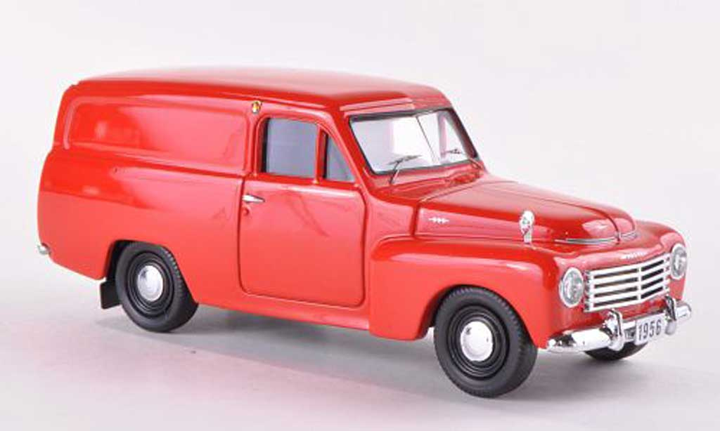 Volvo 445 1/43 Skandinavisk Duett rouge  1956