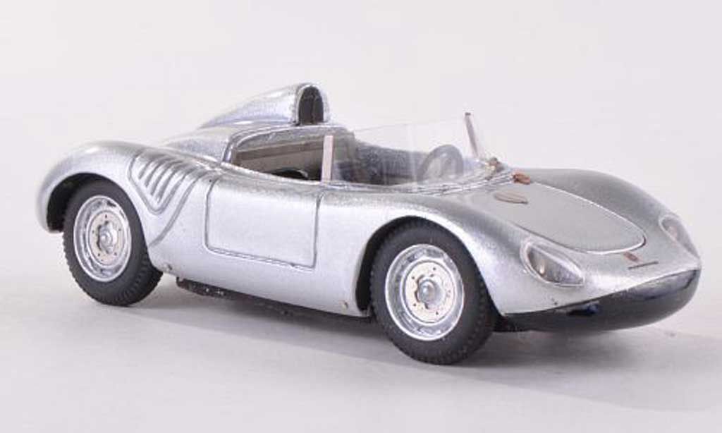 Porsche RS 1/43 Jolly Model 1500 Stradale grise/bleue  1950 miniature