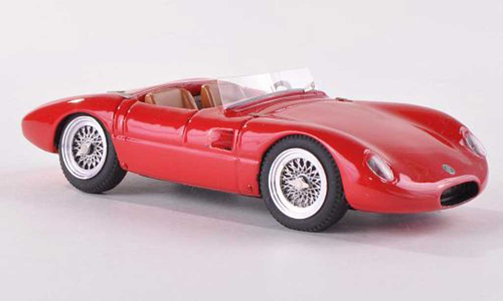 Stanguellini 1956 1/43 Jolly Model rouge  1956 miniature