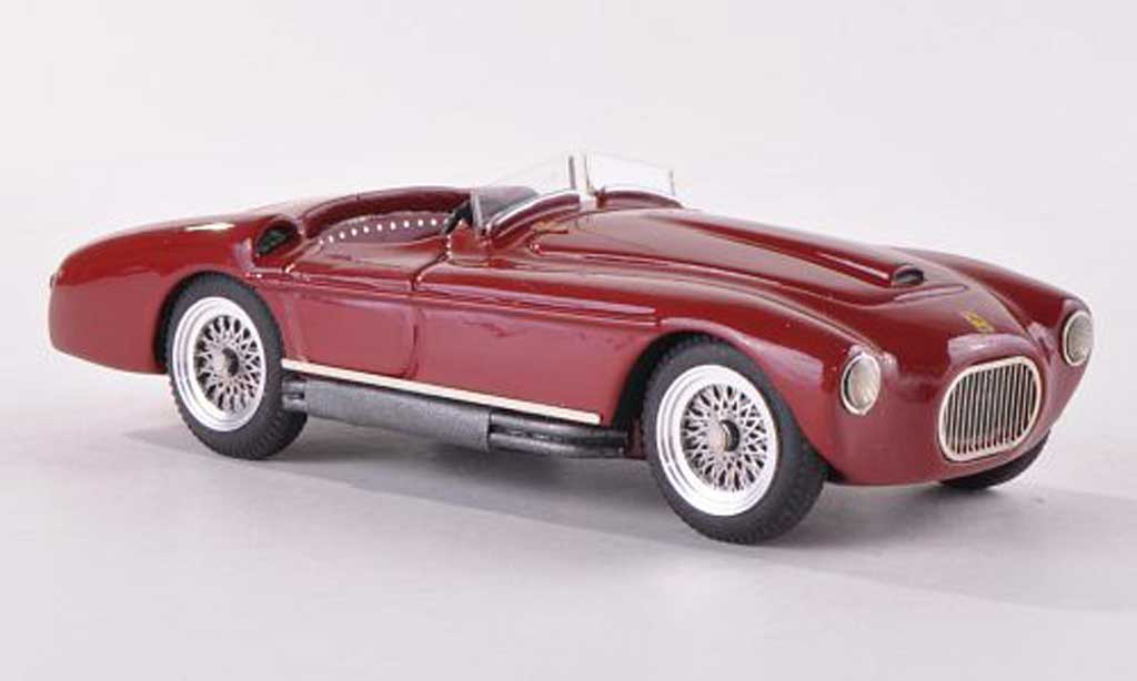 Ferrari 212 1954 1/43 Jolly Model Export Strandale Amaranto miniature