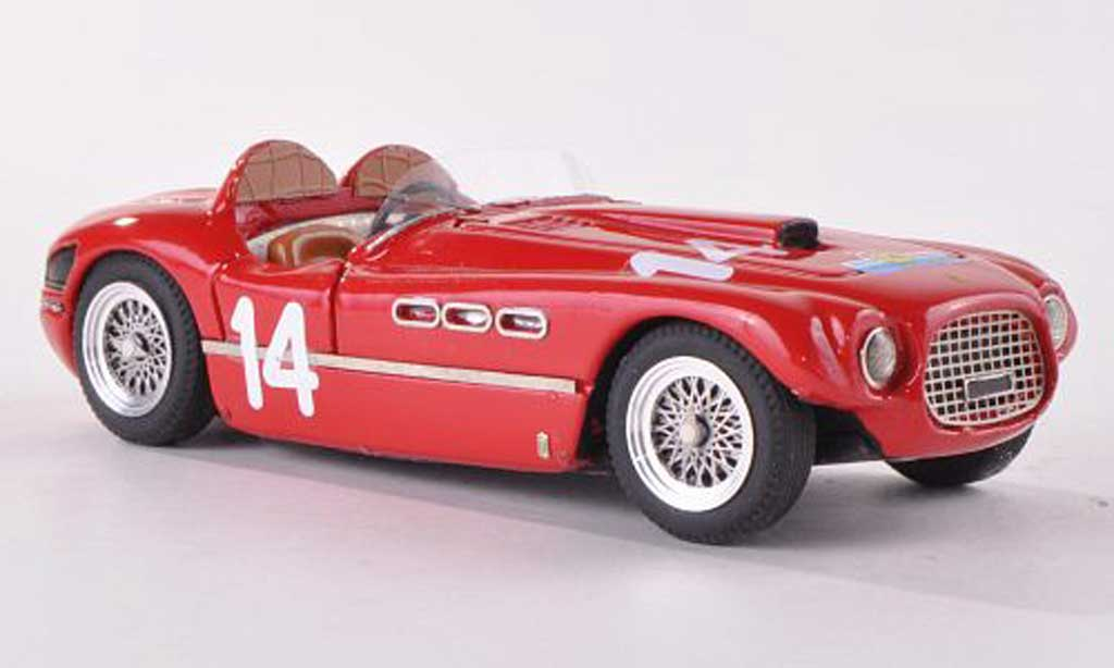 Ferrari 250 MM 1/43 Jolly Model Tour de France No.14 1953 modellino in miniatura