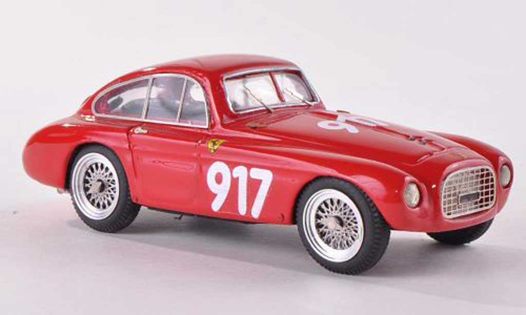 Ferrari 166 1953 1/43 Jolly Model MM Berlinetta Zagato Coppa Toscana No.1917 miniature