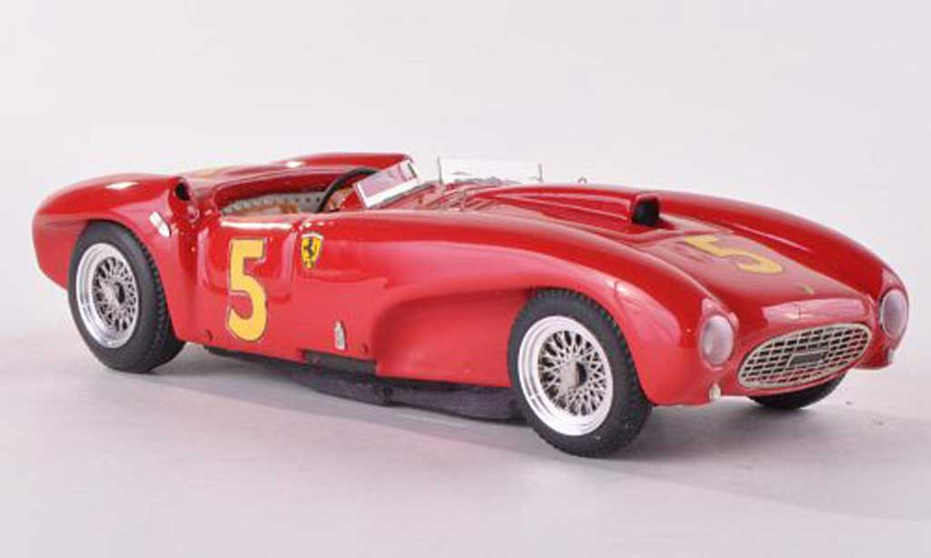 Ferrari 375 MM 1/43 Jolly Model Scca National in Kansas City No.5 1954 miniature