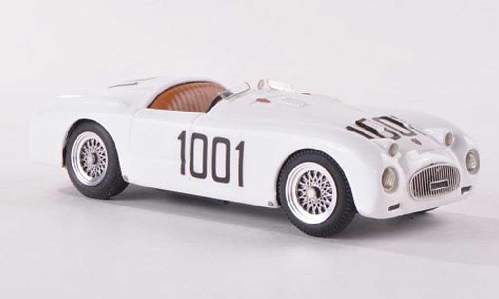 Cisitalia 202 Mille Miglia 1/43 Jolly Model SMM Targa Florio 1948 Stefano La Motta miniature