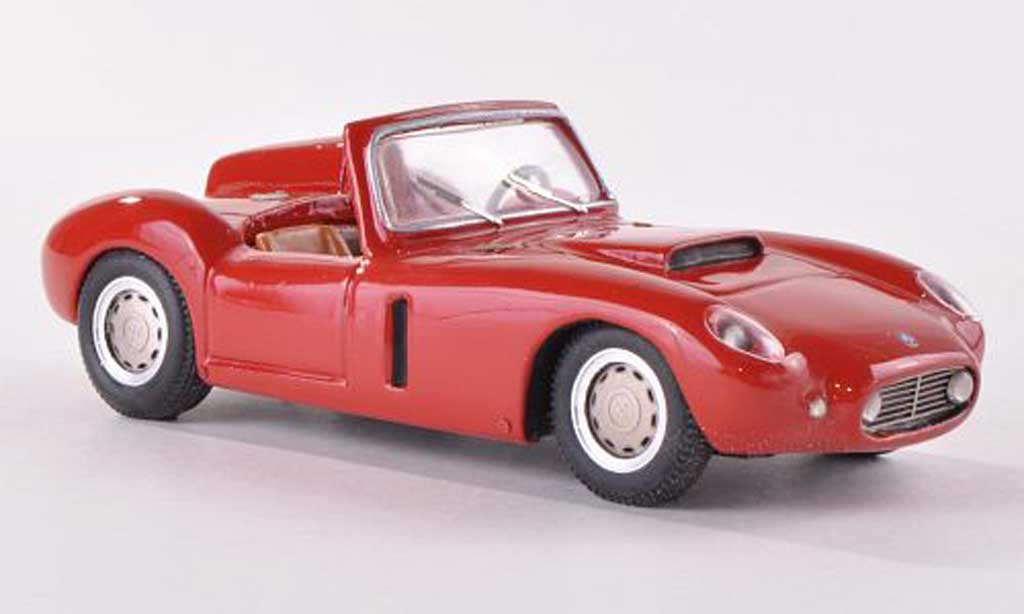 Alfa Romeo 1150 1/43 Jolly Model Conrero Rossa 1960 miniature