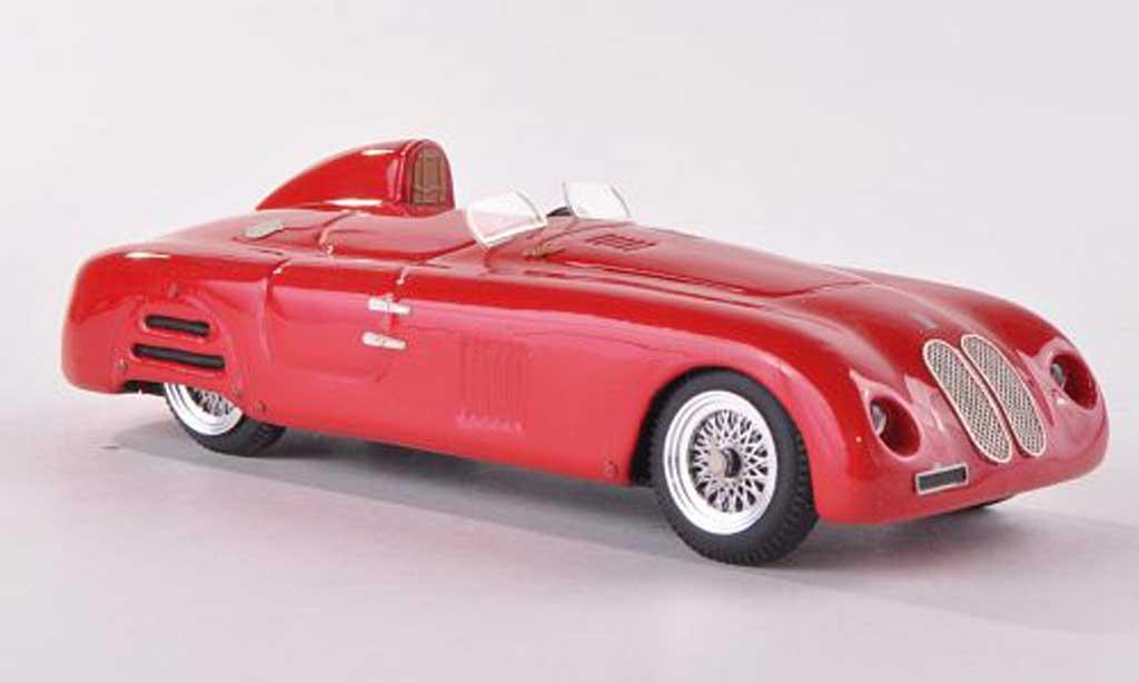 Fiat 1500 1/43 Jolly Model Barnchetta Gavini Rossa 1939 miniature