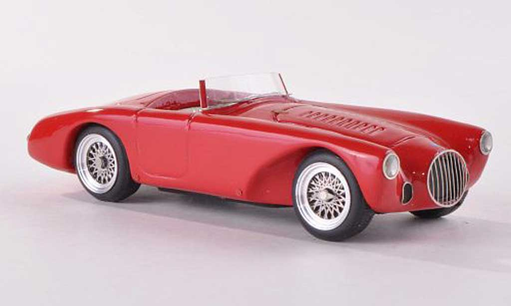 Osca MT4 1/43 Jolly Model Cunningham Stradale Rossa miniature