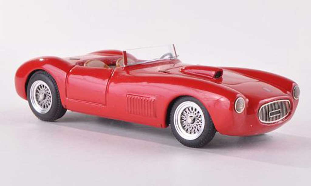 Fiat 1100 1951 S Stanguellini Stradale Rossa Jolly Model. Fiat 1100 1951 S Stanguellini Stradale Rossa Stradale modellauto 1/43