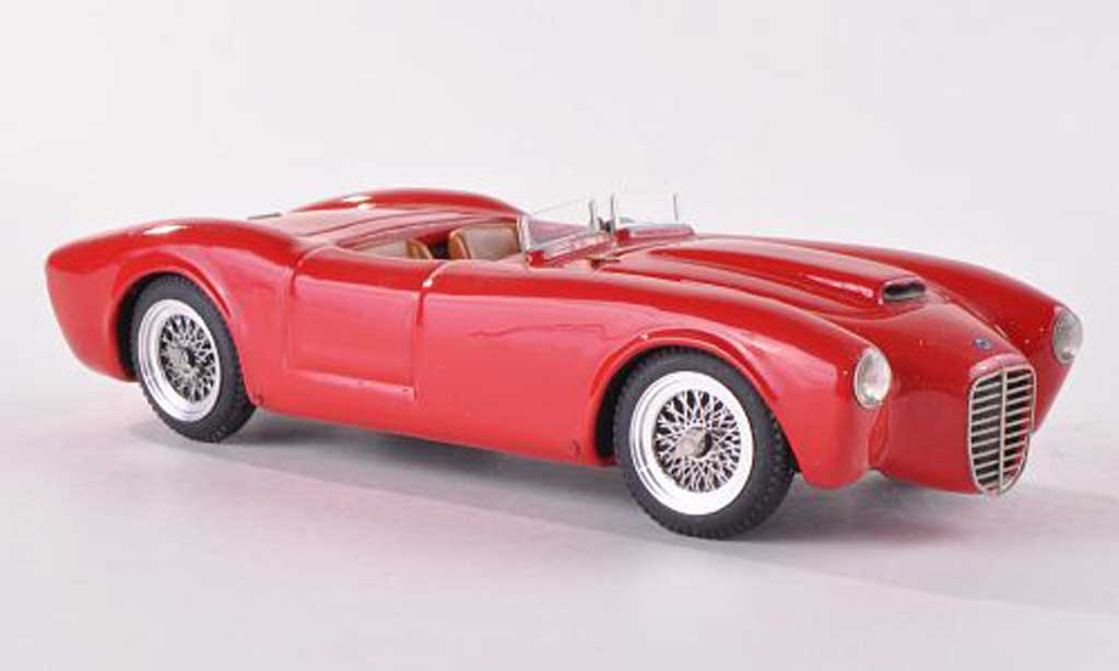 Lancia Barchetta 1/43 Jolly Model Conrero Stradale rouge 1954