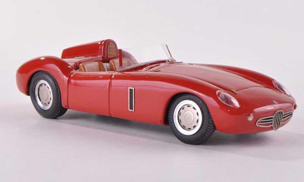 Alfa Romeo 1150 1/43 Jolly Model Conrero Sport Spyder Stradale rouge 1960 miniature