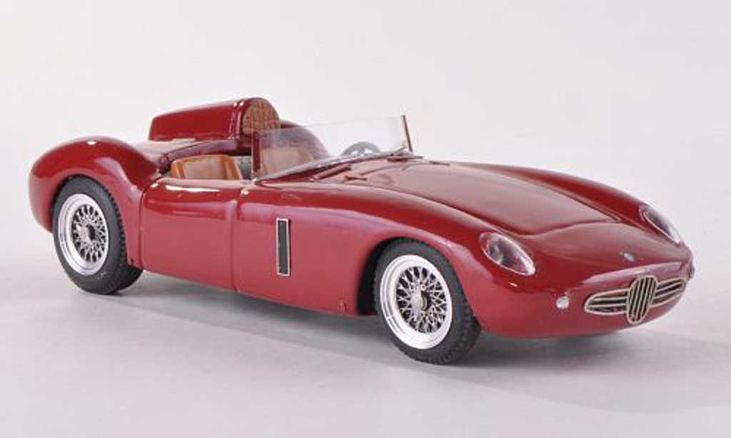 Alfa Romeo 1150 1/43 Jolly Model Conrero Sport Stradale rouge 1960 miniature