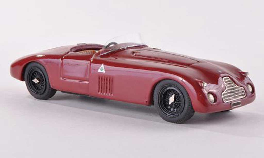 Alfa Romeo 6C 2900 1/43 Jolly Model B Sperimentale Stradale red 1961 diecast