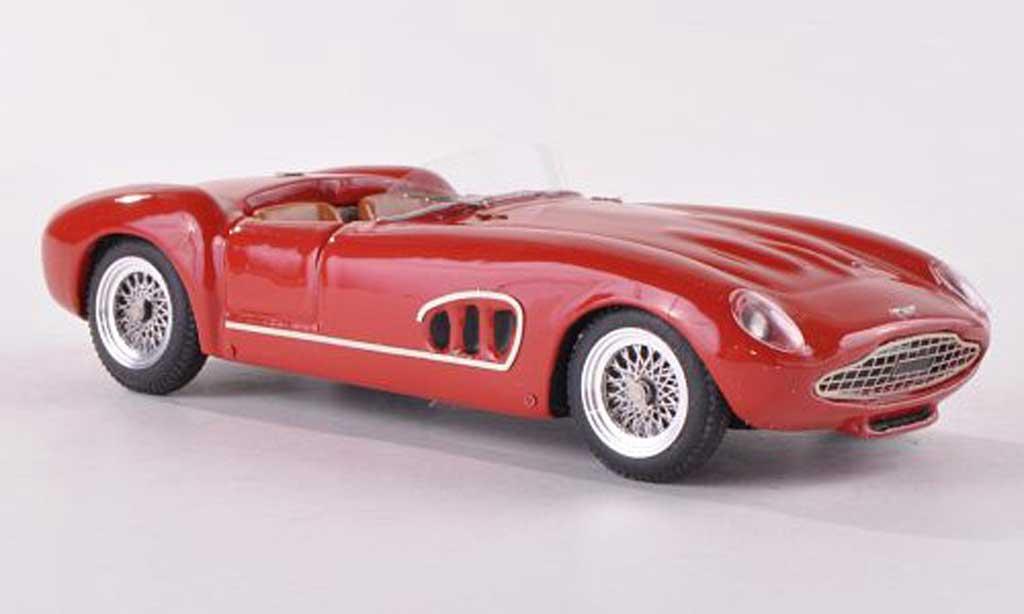 Aston Martin DB4 Zagato Spyder rot  1964 Jolly Model. Aston Martin DB4 Zagato Spyder rot  1964 Zagato modellauto 1/43