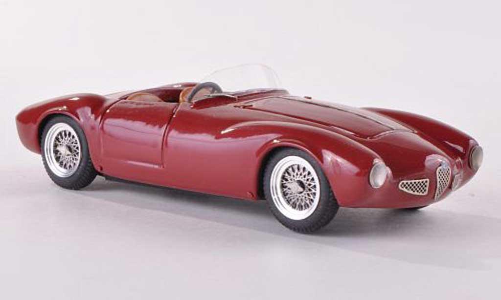 Alfa Romeo 1900 C52 1/43 Jolly Model Sport Spyder Stradale dkl.rouge 1953 miniature