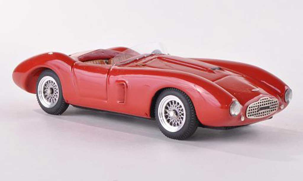 Aston Martin DB2 1/43 Jolly Model 4 Arnolt T Spyder Bertone rouge  1954 miniature