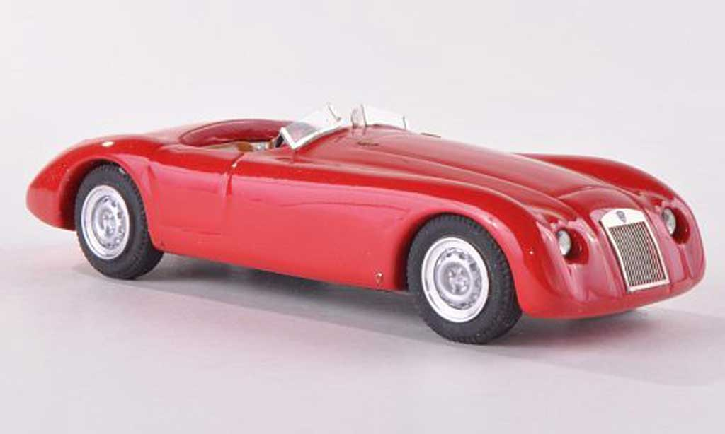 Lancia Aprilla Zagato 1/43 Jolly Model Stradale rouge  1940 miniature