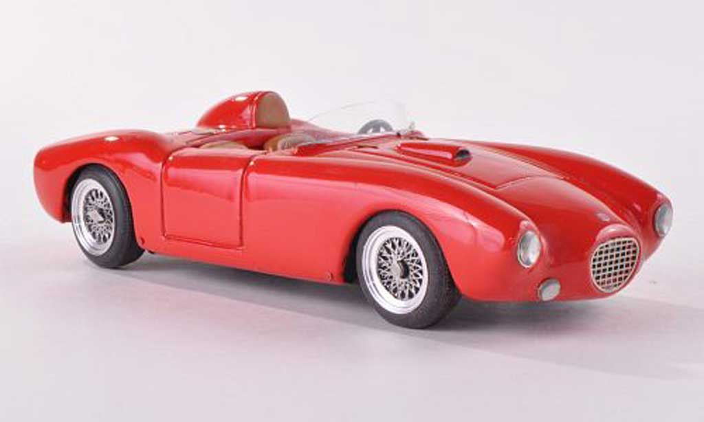 Fiat 103 1/43 Jolly Model G 115 Sport Barchetta Stradale rouge  1957 miniature