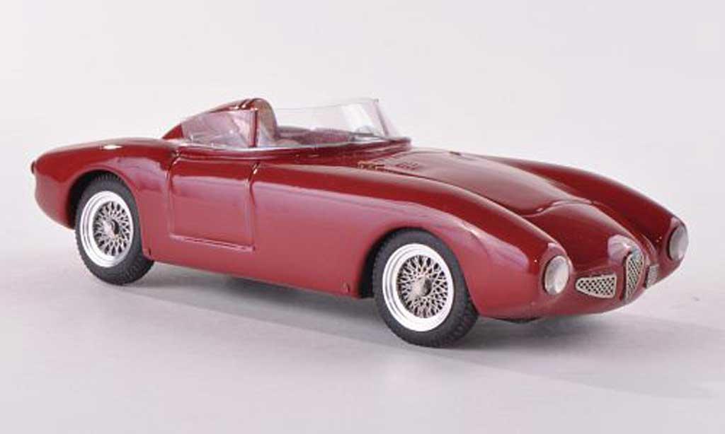 Alfa Romeo 1900 Stradale 1/43 Jolly Model S Spyder Zagato Conrero rouge  1957 miniature