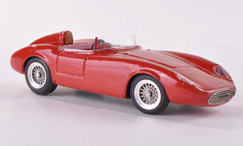 Alfa Romeo 6C 2500 1/43 Jolly Model Bucci Special red  1953 diecast
