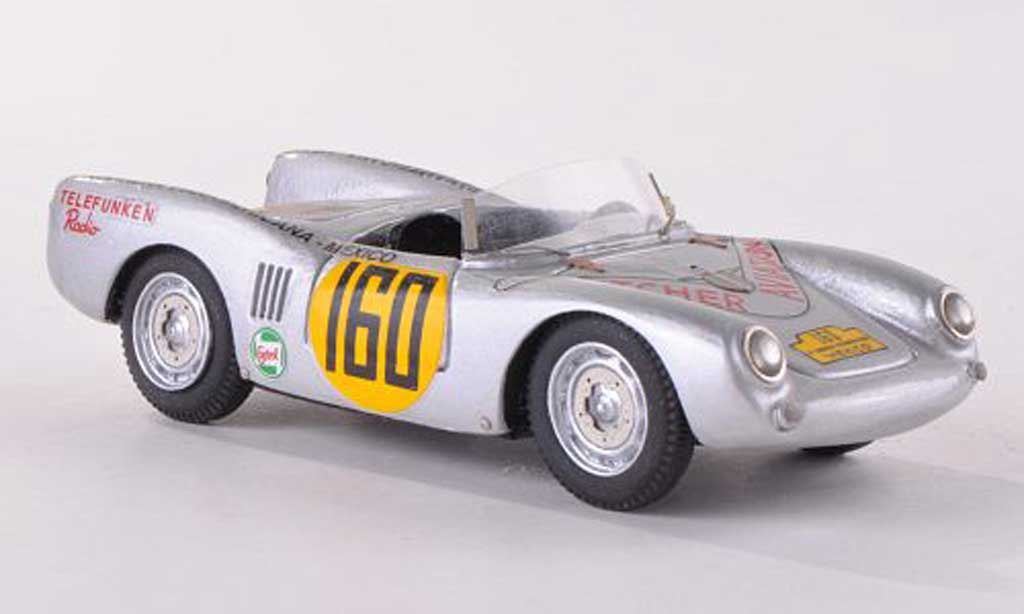 Porsche 550 1953 1/43 Jolly Model No.160 Herrmann Carrera Panamericana miniature