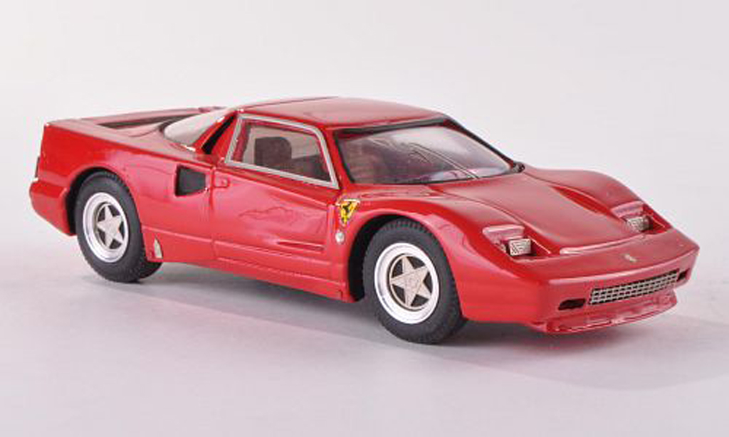 Ferrari 408 1/43 Jolly Model Integrale rouge 1987 miniature