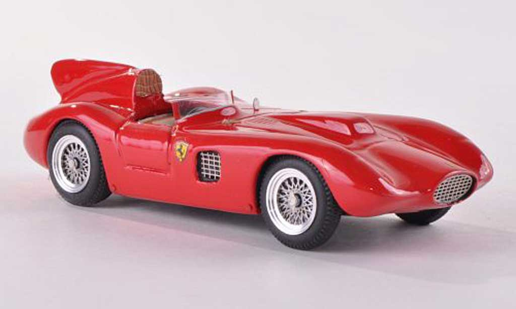 Ferrari 121 1/43 Jolly Model Stradale rouge 1955 miniature