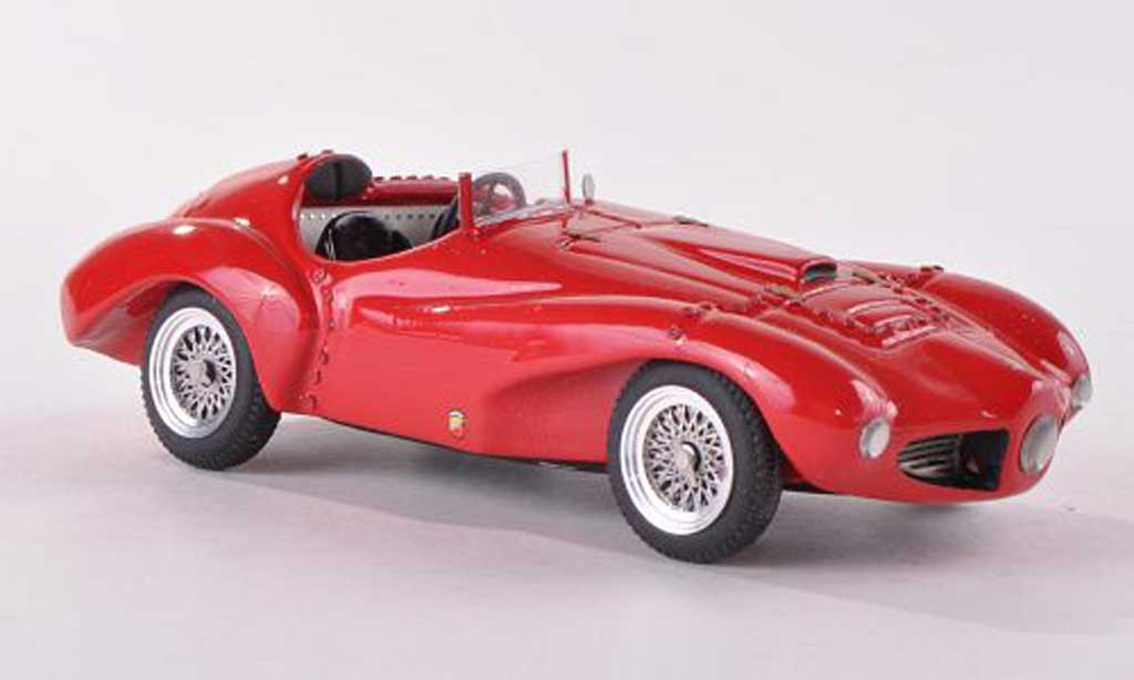 Ferrari 166 1953 1/43 Jolly Model MM Abarth Stradale rouge miniature