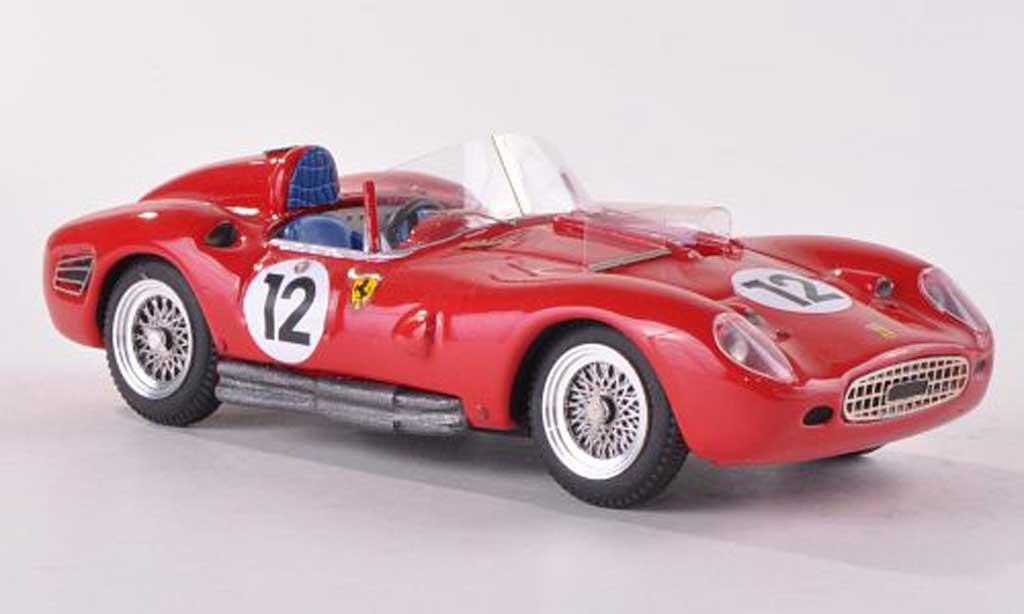 Ferrari 250 TR 1960 1/43 Jolly Model Le Mans No.12 L.Scarfiotti P.Rodriguez miniature
