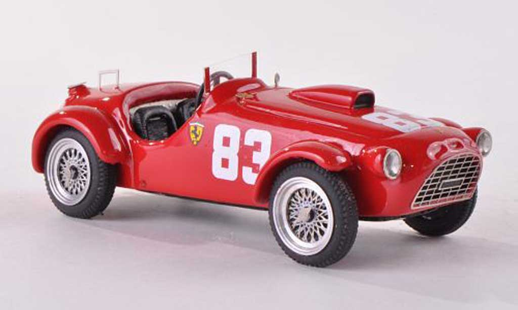 Ferrari 166 1952 1/43 Jolly Model Campana Senigallia No.83 miniature