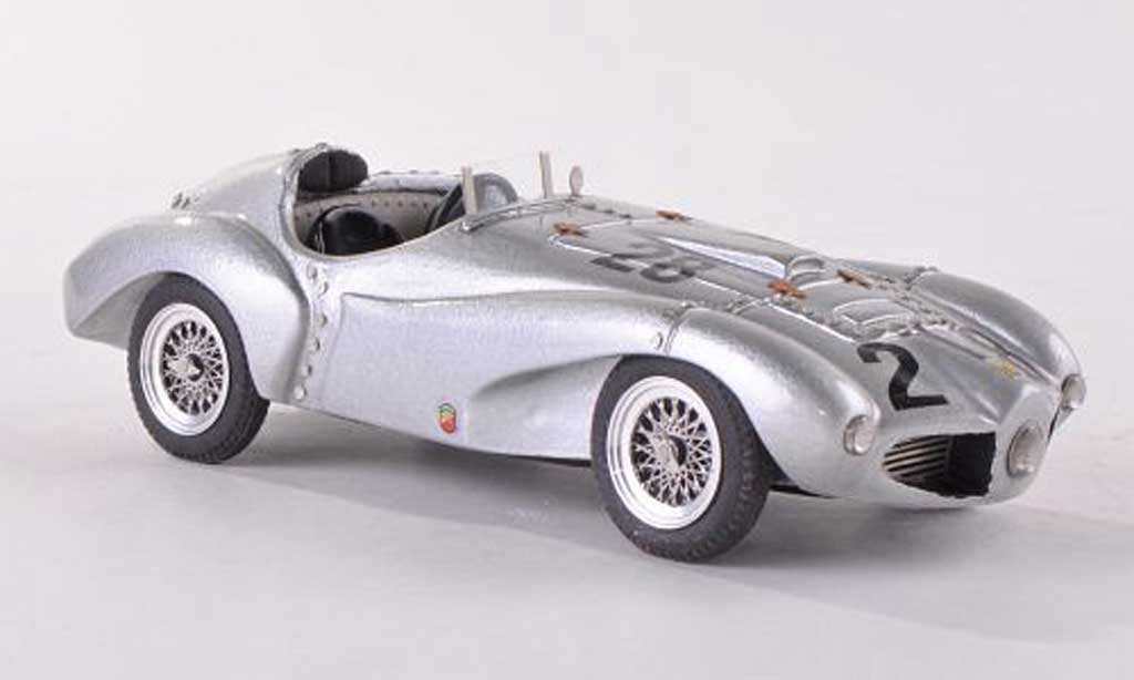 Ferrari 166 1953 1/43 Jolly Model MM Abarth Terga Florio No.28 G.Musitelli miniature