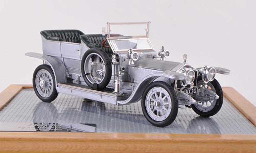Rolls Royce Silver Ghost 1/43 ILario AX201 d  1907 miniature