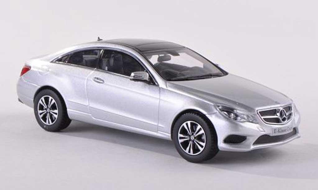 Mercedes Classe E 1/43 Kyosho Coupe d 2013 miniature