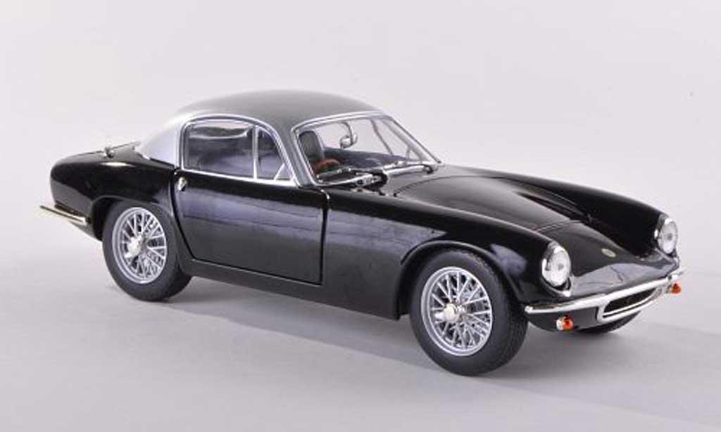 Lotus Elite 1/43 Yat Ming noire 1960 miniature