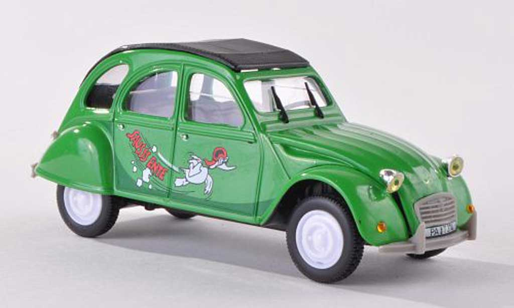 citroen 2cv6 canard vert mcw diecast model car 1 43 buy. Black Bedroom Furniture Sets. Home Design Ideas