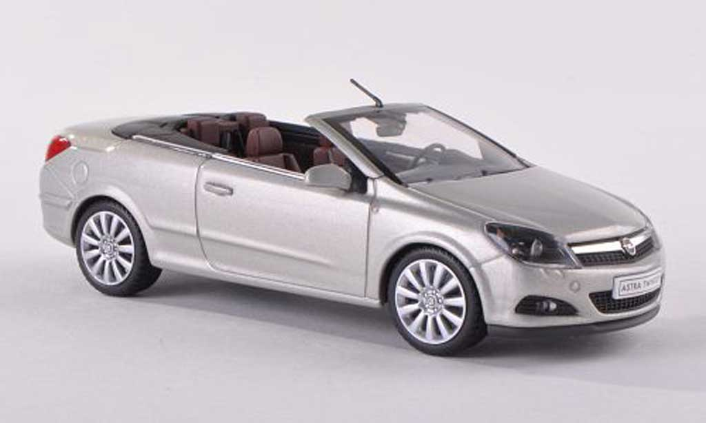 Opel Astra 1/43 Minichamps Twin Top cabriolet d miniature