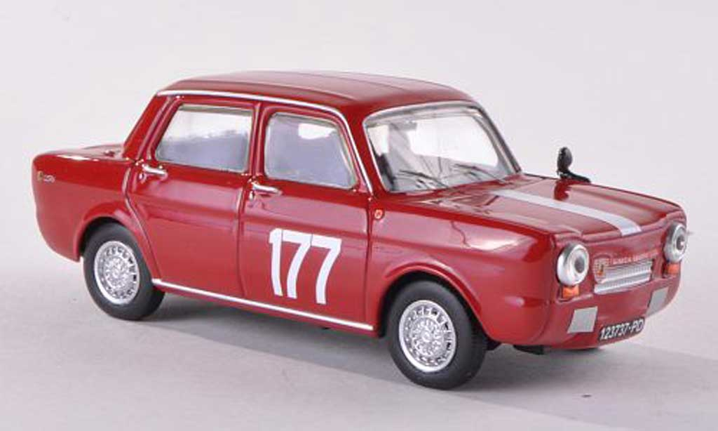 Simca 1150 Abarth Best. Simca 1150 Abarth Monza miniature 1/43