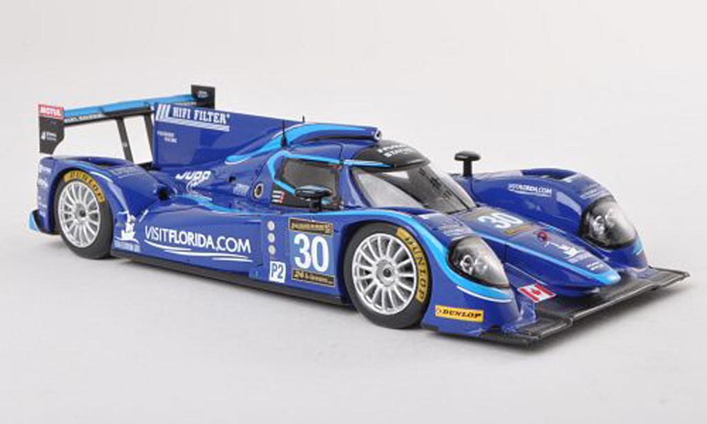 Lola B12 Judd 1/43 Spark /80 No.30 HVM-Status GP 24h Le Mans 2013 T.Burgess/J.Hirschi/J.Mowlem miniature