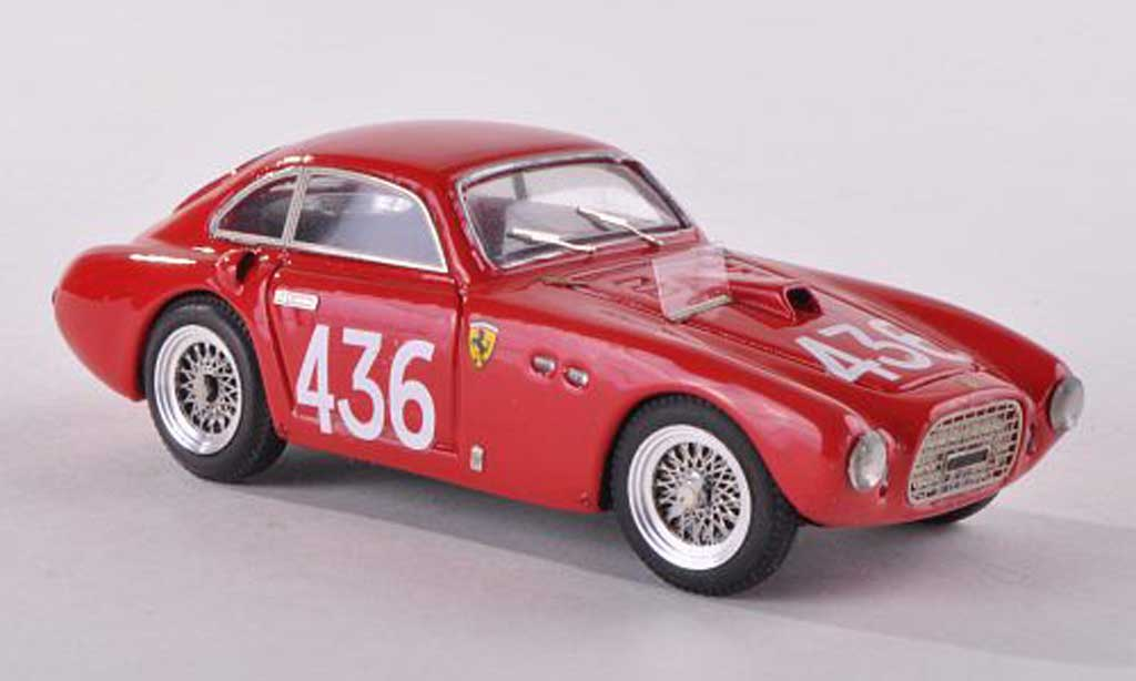 Ferrari 250 S 1952 1/43 Jolly Model Giro di Sicilia No.436 Cornacchia