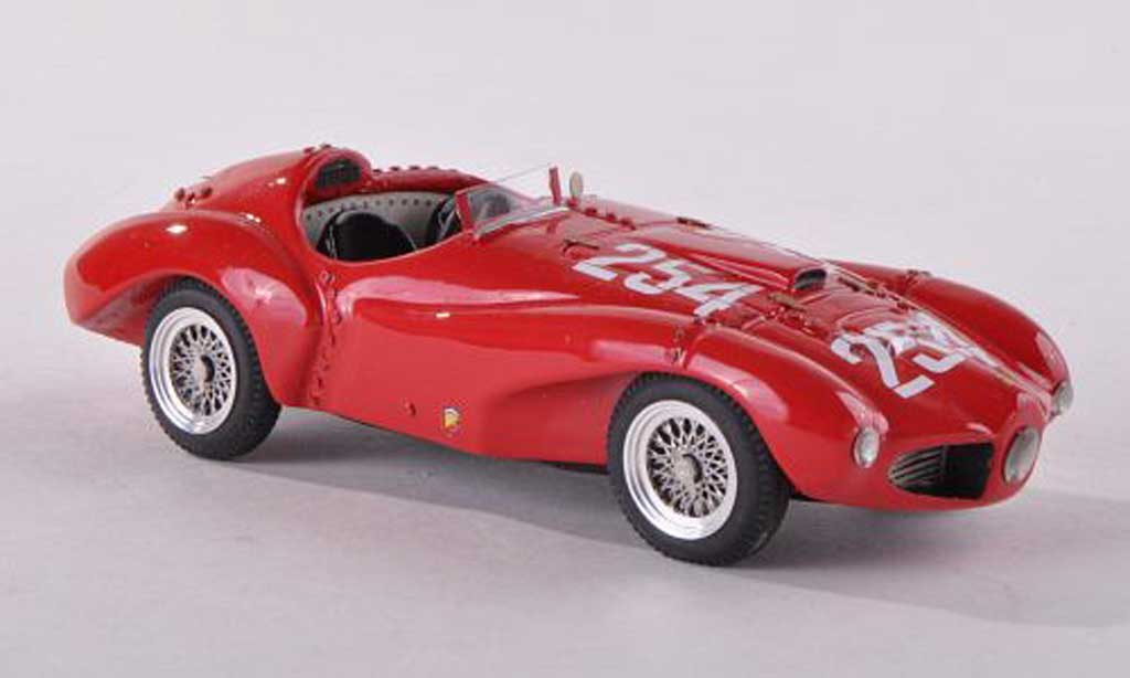 Ferrari 166 1/43 Jolly Model 166 MM Abarth No.254 Bologna Raticosa  miniature
