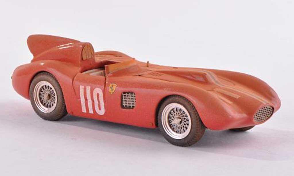 Ferrari 121 1/43 Jolly Model Targa Florio No.110 avec Schmutzeffekt 1955 miniature
