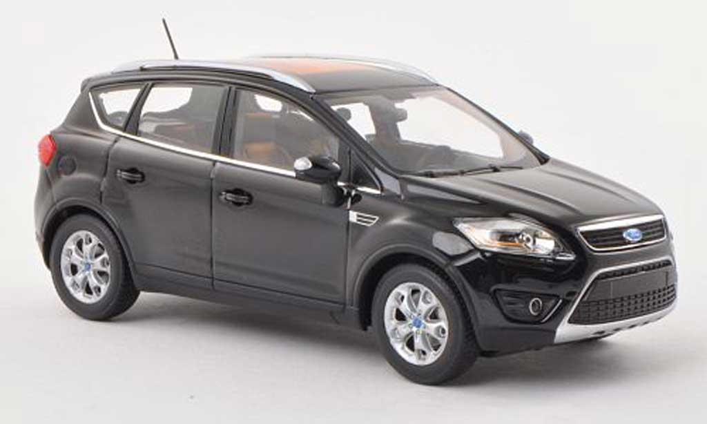 ford kuga black 2008 minichamps diecast model car 1 43 buy sell diecast car on. Black Bedroom Furniture Sets. Home Design Ideas