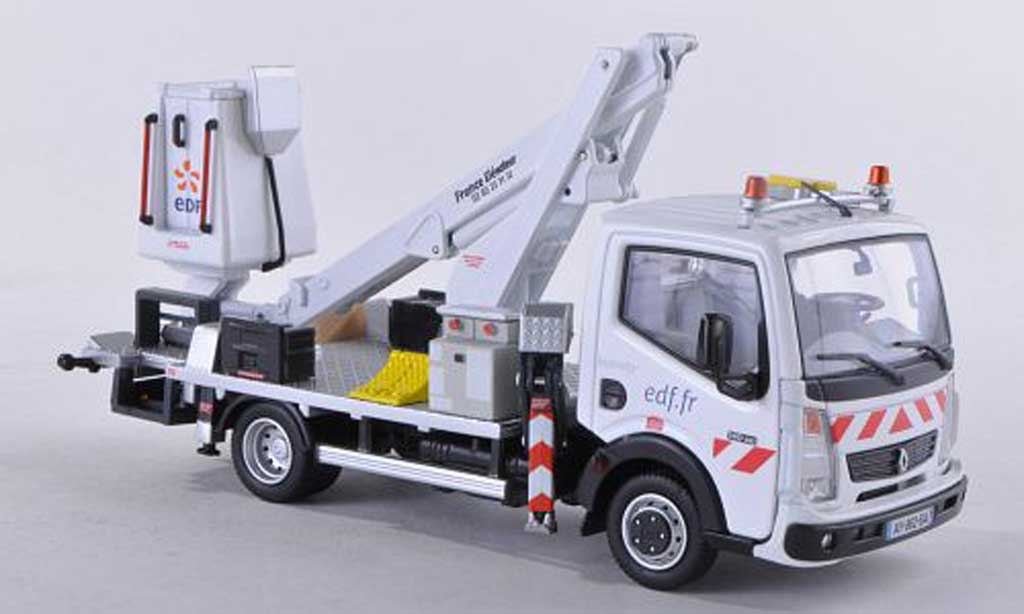 Renault Maxity 1/43 Eligor avec Lift EDF Corse   miniature