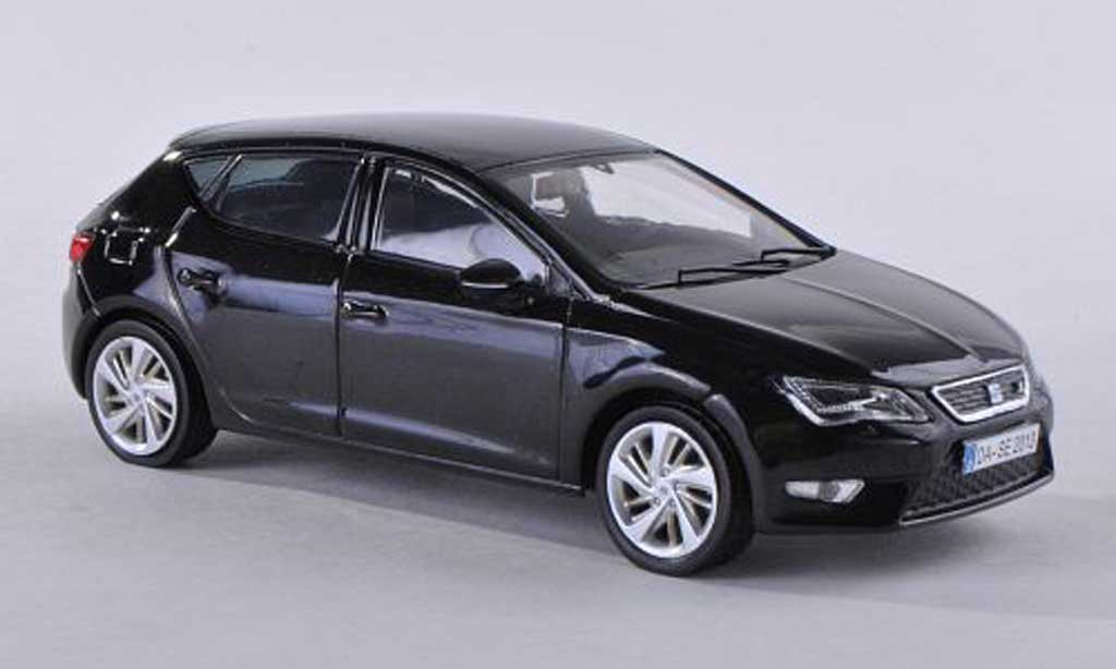 seat leon black 2012 seat diecast model car 1 43 buy sell diecast car on. Black Bedroom Furniture Sets. Home Design Ideas